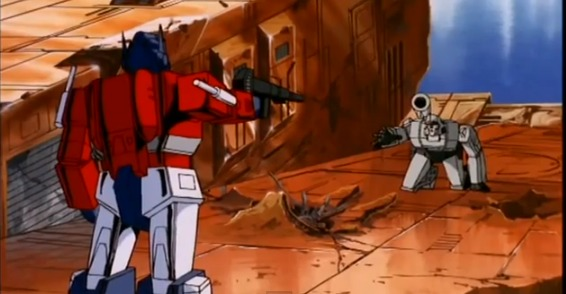 optimus-prime-vs-megatron-hd-transformers-the-movie-1986-youtube-19